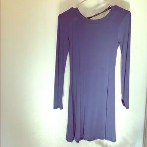 Lulu's open back dress size S NWOT